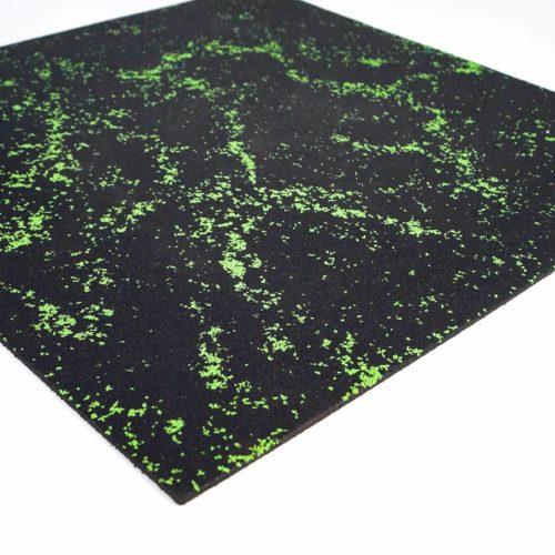 резиновое покрытие зеленое