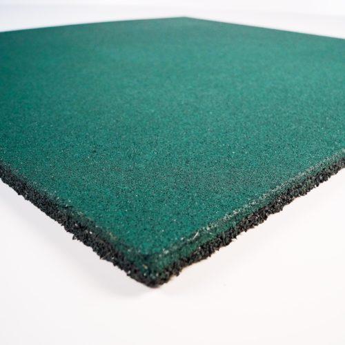 пластиковая плитка зеленая